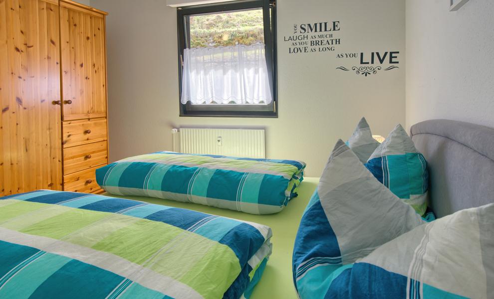 4-Zimmer-Ferienwohnung: St.-Trudpertsblick :: 96 m²