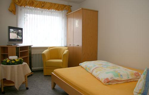 Einzelzimmer: EZ-Etage