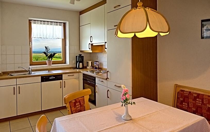2-Zimmer-Ferienwohnung: FW-3 :: 52 m²