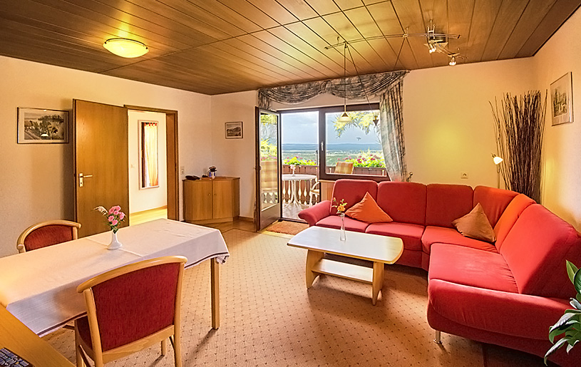 2-Zimmer-Ferienwohnung: FW-5 :: 58 m²