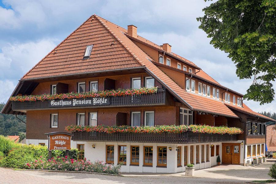 Gasthaus Pension Rössle | 800 m ü. NN