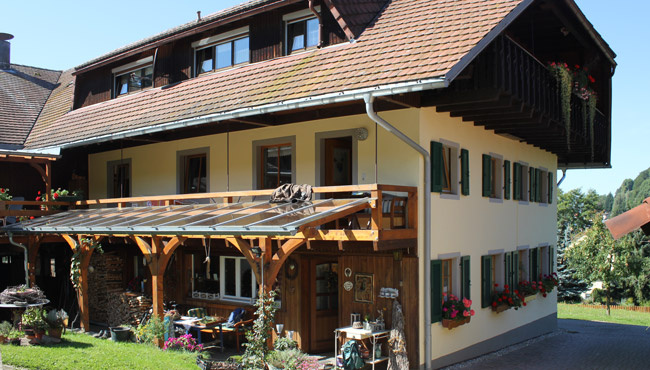 Haus S´Bure   380 m ü. NN