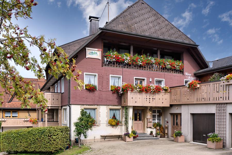 Haus Schmid   900 m ü. NN