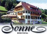 Pension Gasthaus Sonne | 500 m ü. NN
