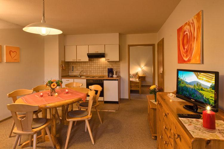 2-Zimmer-Ferienwohnung: FeWo-gross :: 60 m²