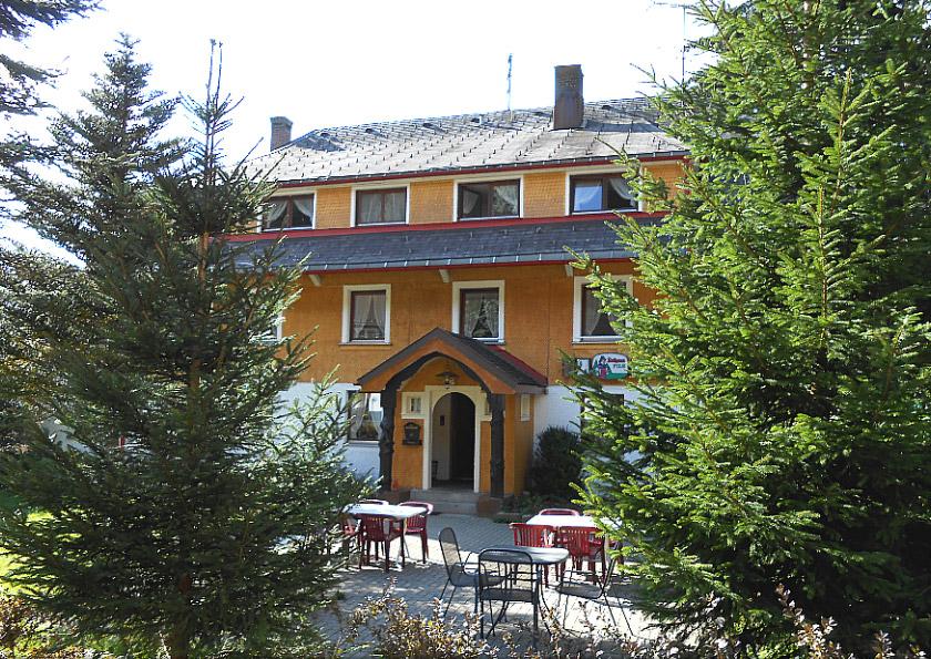 Hotel Tanne   700-1.263 m ü. NN