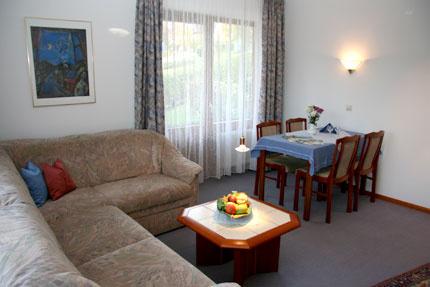 2-Zimmer-Ferienwohnung: AP Chagall :: 65 m²