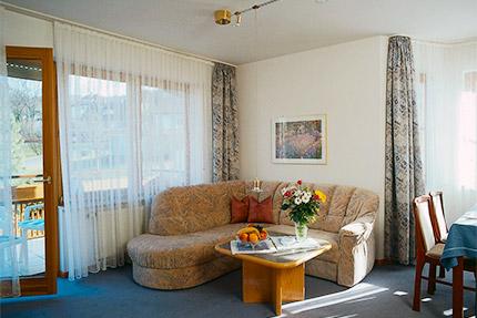 1-Zimmer-Ferienwohnung: AP Monet :: 62 m²
