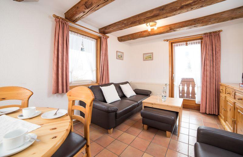 3-Zimmer-Ferienwohnung: Dachs :: 75 m²