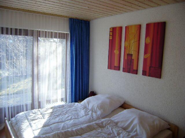 2-Zimmer-Ferienwohnung: Fewo-unten :: 46 m²