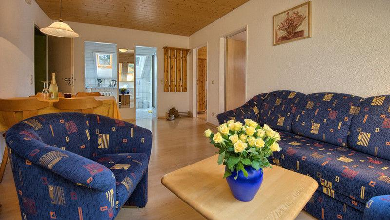3-Zimmer-Ferienwohnung: Nachtigall :: 65 m²