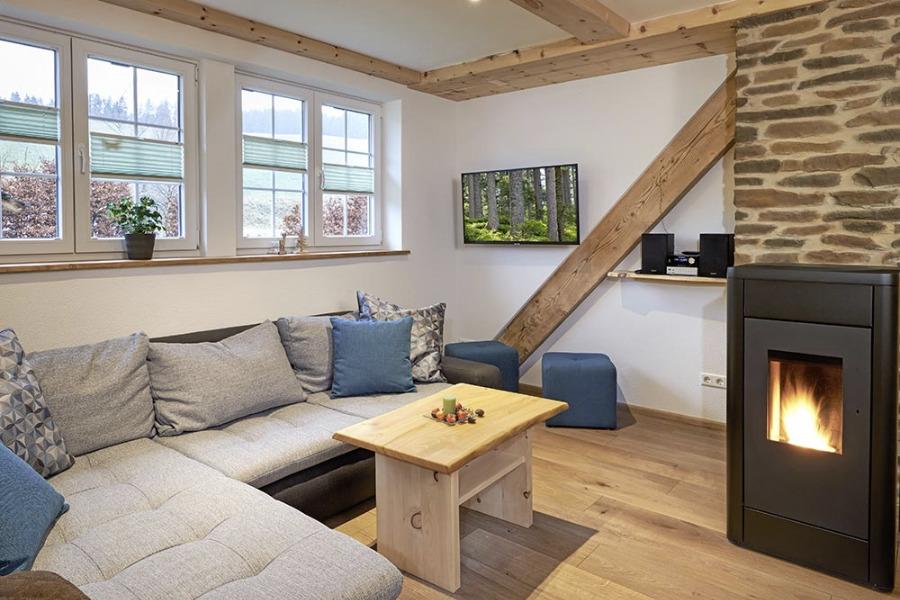 3-Zimmer-Ferienwohnung: Bergblick :: 48 m²