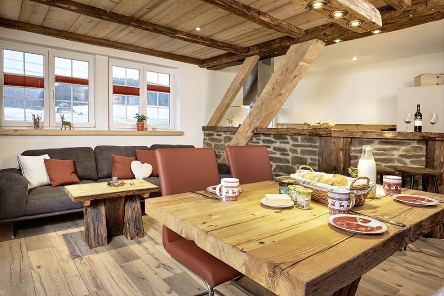 3-Zimmer-Ferienwohnung: Talblick :: 48 m²