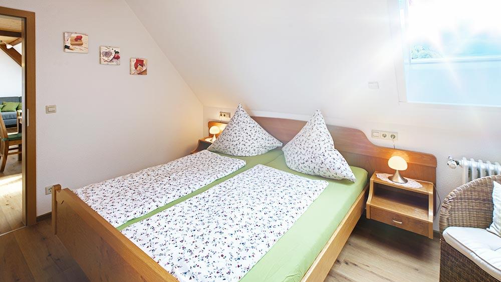 3-Zimmer-Ferienwohnung: Sternenhimmel :: 60 m²