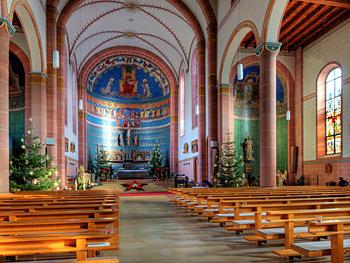 St. Gallus-Kirche in Oberharmersbach