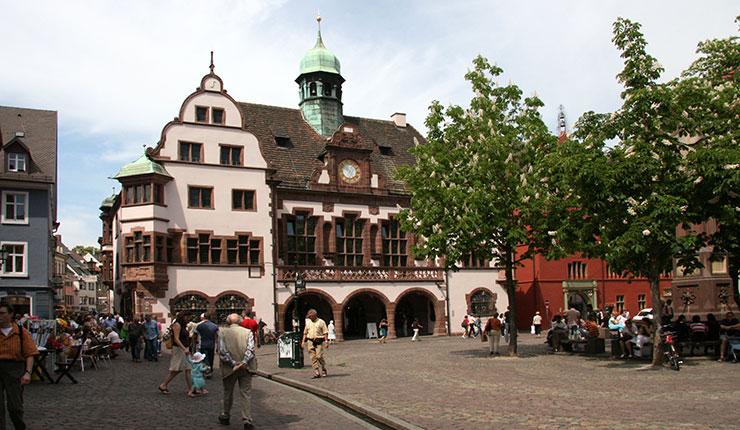 Rathaus Freiburg im Breisgau