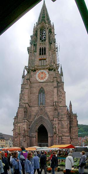 Münster Freiburg im Breisgau