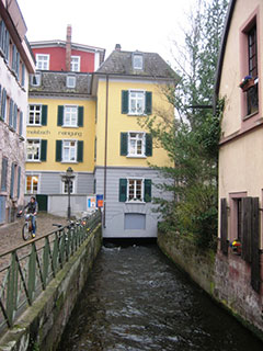 Freiburg Gerberei