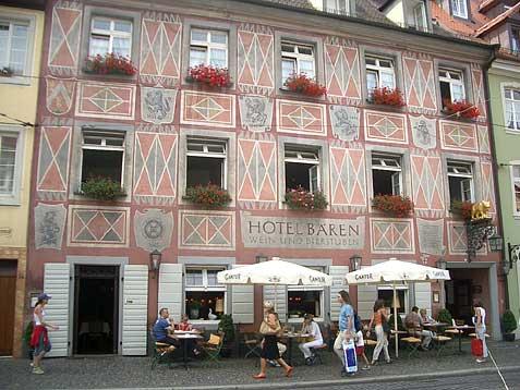 Freiburg Gasthaus Bären