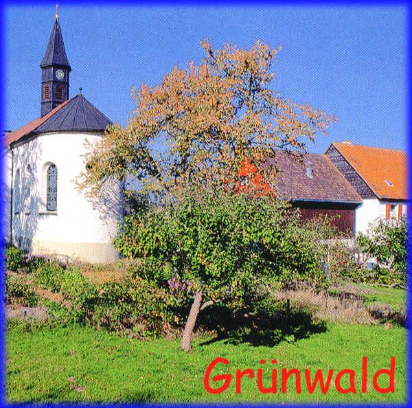 Lenzkirch - Grünwald