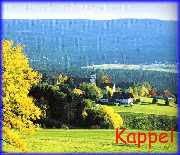 Lenzkirch - Kappel