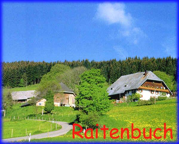 Lenzkirch - Raitenbuch