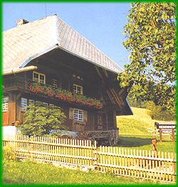 Resenhof in Bernau im Schwarzwald