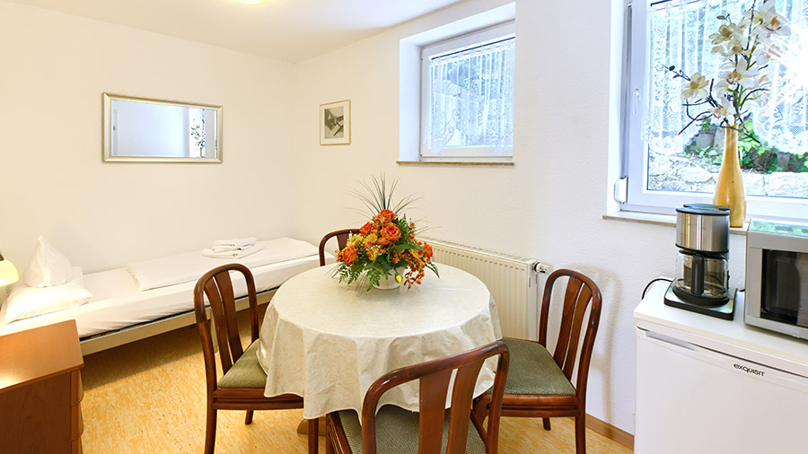 1-Zimmer-Ferienwohnung: Apartment