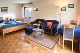 1-Zimmer-Ferienwohnung | 38m² | max. 2 Pers.
