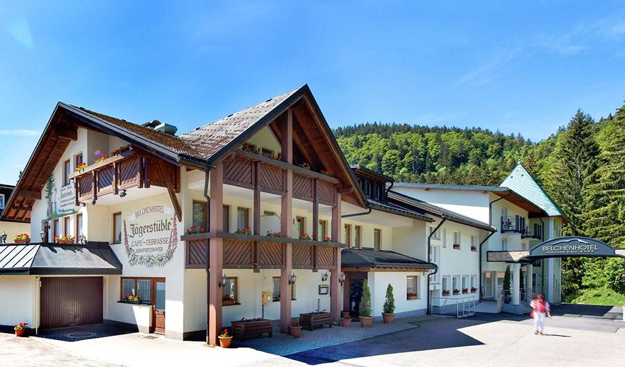 Belchenhotel | 1.000 m ü. NN