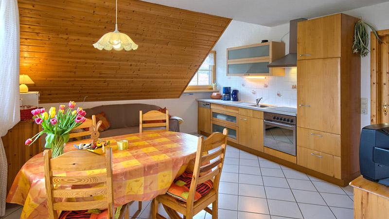 2-Zimmer-Ferienwohnung: FW B :: 45 m²