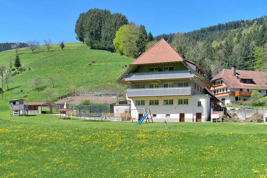 Schulzenhof   260 m ü. NN