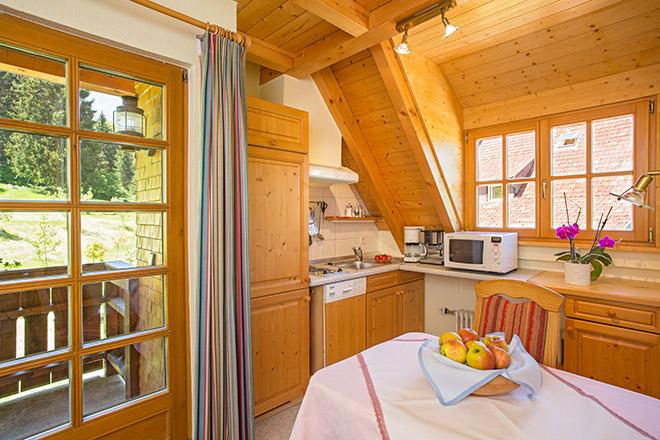 1-Zimmer-Ferienwohnung: Sonne :: 35 m²