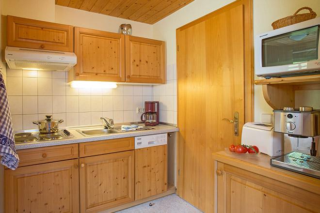 2-Zimmer-Ferienwohnung: Tannenblick :: 58 m²