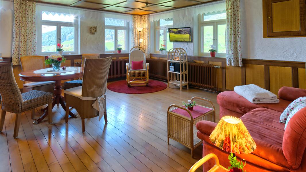 2-Zimmer-Ferienwohnung: Lebensfreude :: 68 m²