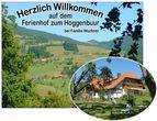Ferienhof Wuchner zum Hoggenbuur | 1.000 m ü. NN