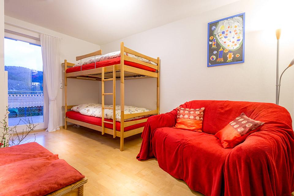4-Zimmer-Ferienwohnung: Angela :: 100 m²