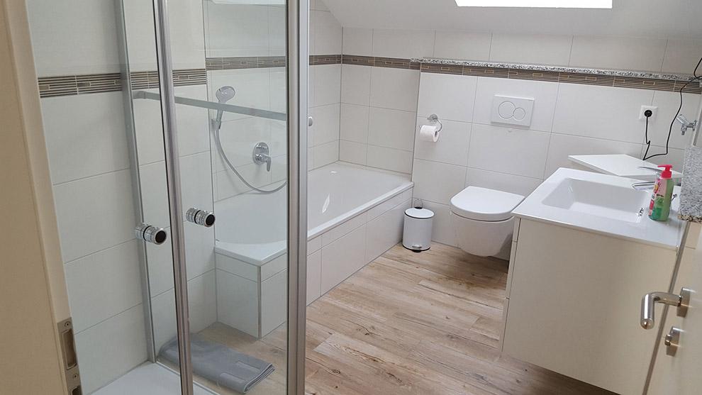 3-Zimmer-Ferienwohnung: Dachgeschoss :: 106 m²