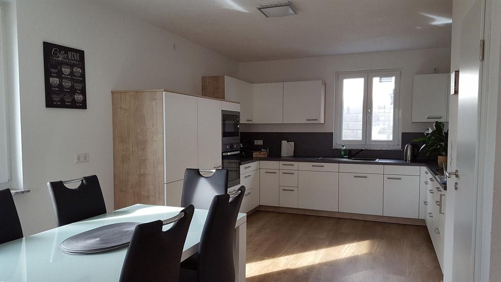 4-Zimmer-Ferienwohnung: Erdgeschoss :: 110 m²