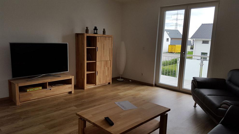 4-Zimmer-Ferienwohnung: Obergeschoss :: 115 m²