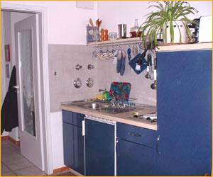 1-Zimmer-Ferienwohnung: FW :: 32 m²