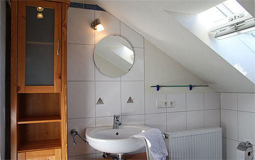 2-Zimmer-Ferienwohnung: Fewo :: 50 m²