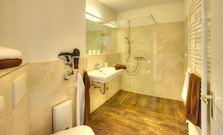 2-Zimmer-Ferienwohnung: Nuesslegarten :: 53 m²