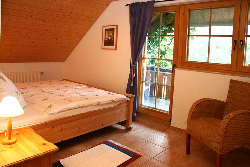 2-Zimmer-Ferienwohnung: FW-1 :: 50 m²