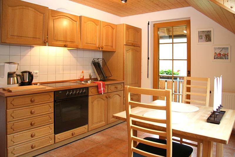 1-Zimmer-Ferienwohnung: FW-2 :: 40 m²