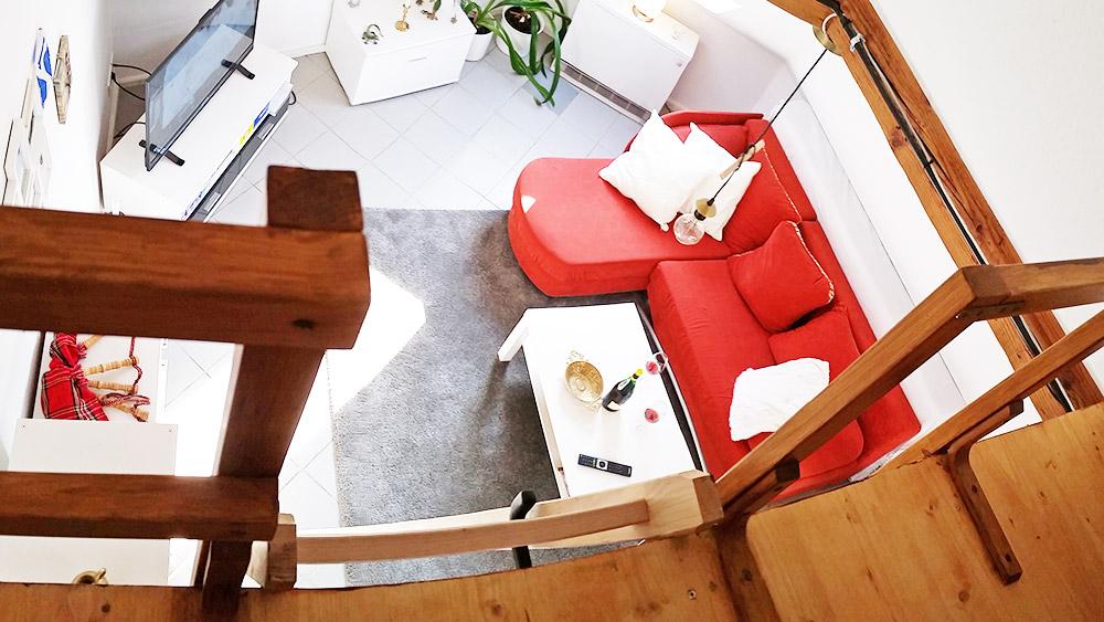 3-Zimmer-Ferienwohnung: Fischer :: 61 m²