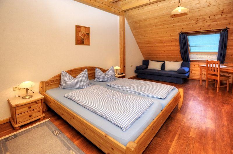 Maisonette: Fewo-5-Maisonette :: 75 m²