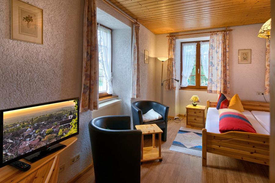 1-Zimmer-Ferienwohnung: FW A