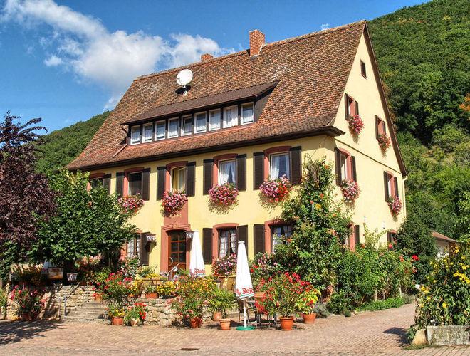 Gasthaus Blume | 450 m ü. NN
