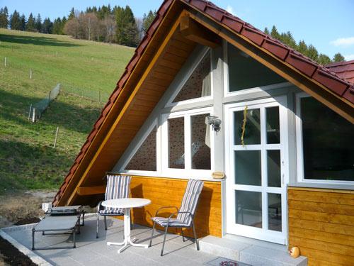1-Zimmer-Ferienwohnung: Sonneneck :: 40 m²